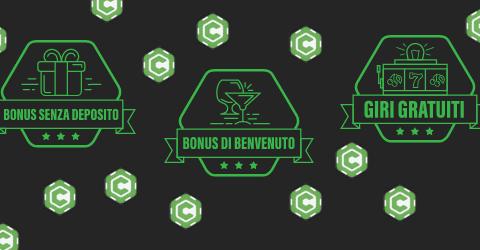 Bonus casino e