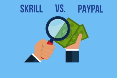 PayPal e Skrill