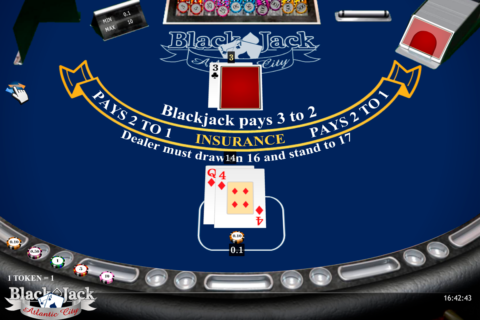 blackjack atlantic city isoftbet