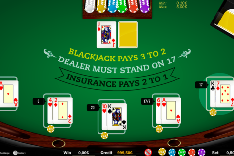blackjack capecod gaming