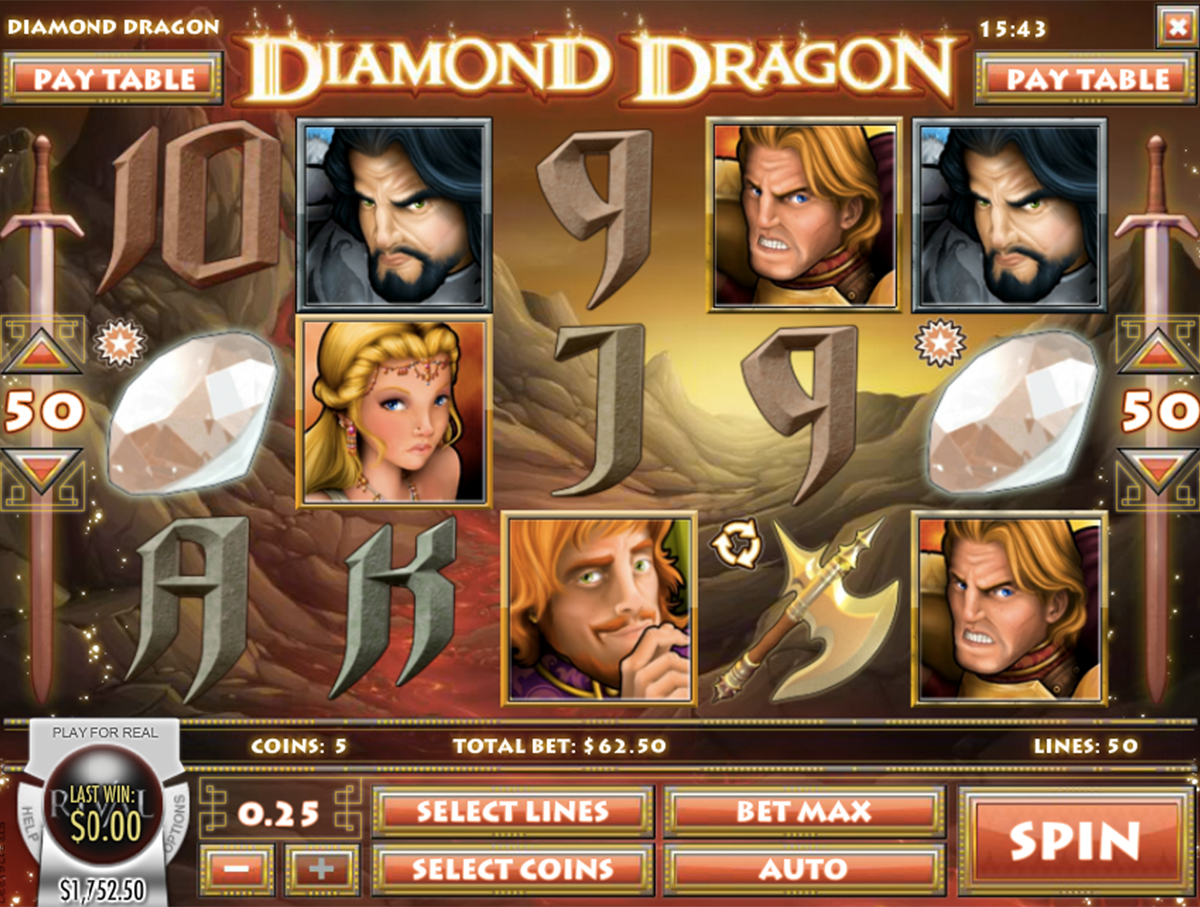 diamond dragon rival