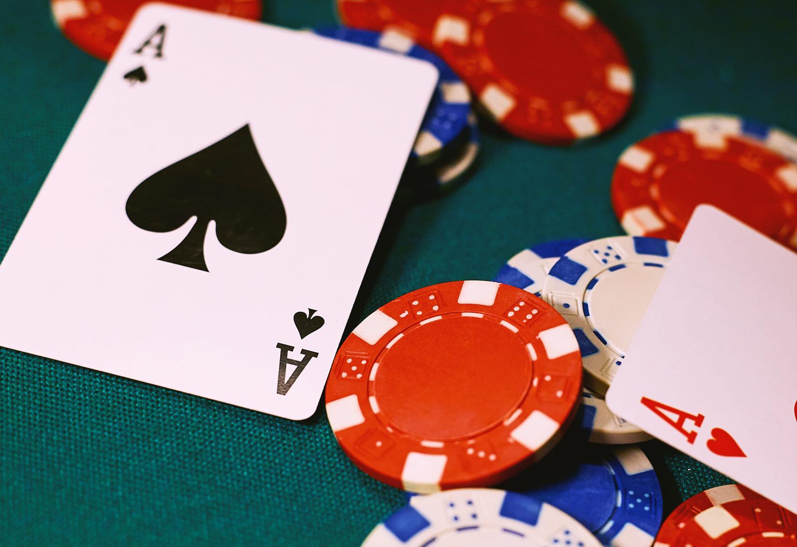 casino tavolo da poker