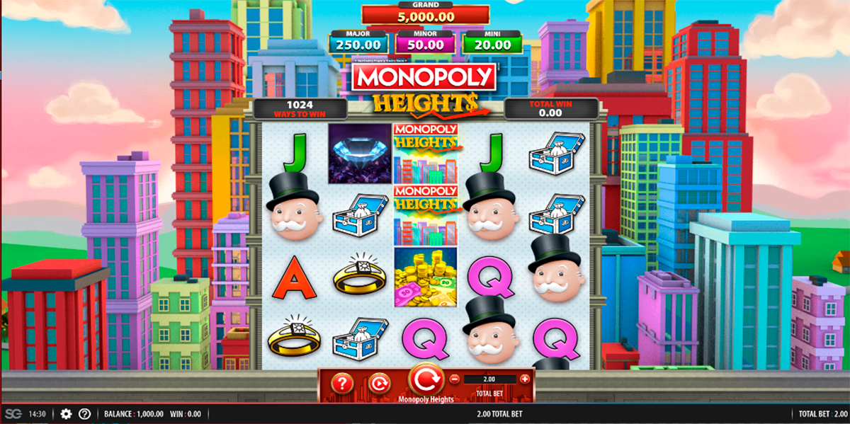 monopoly heights bally
