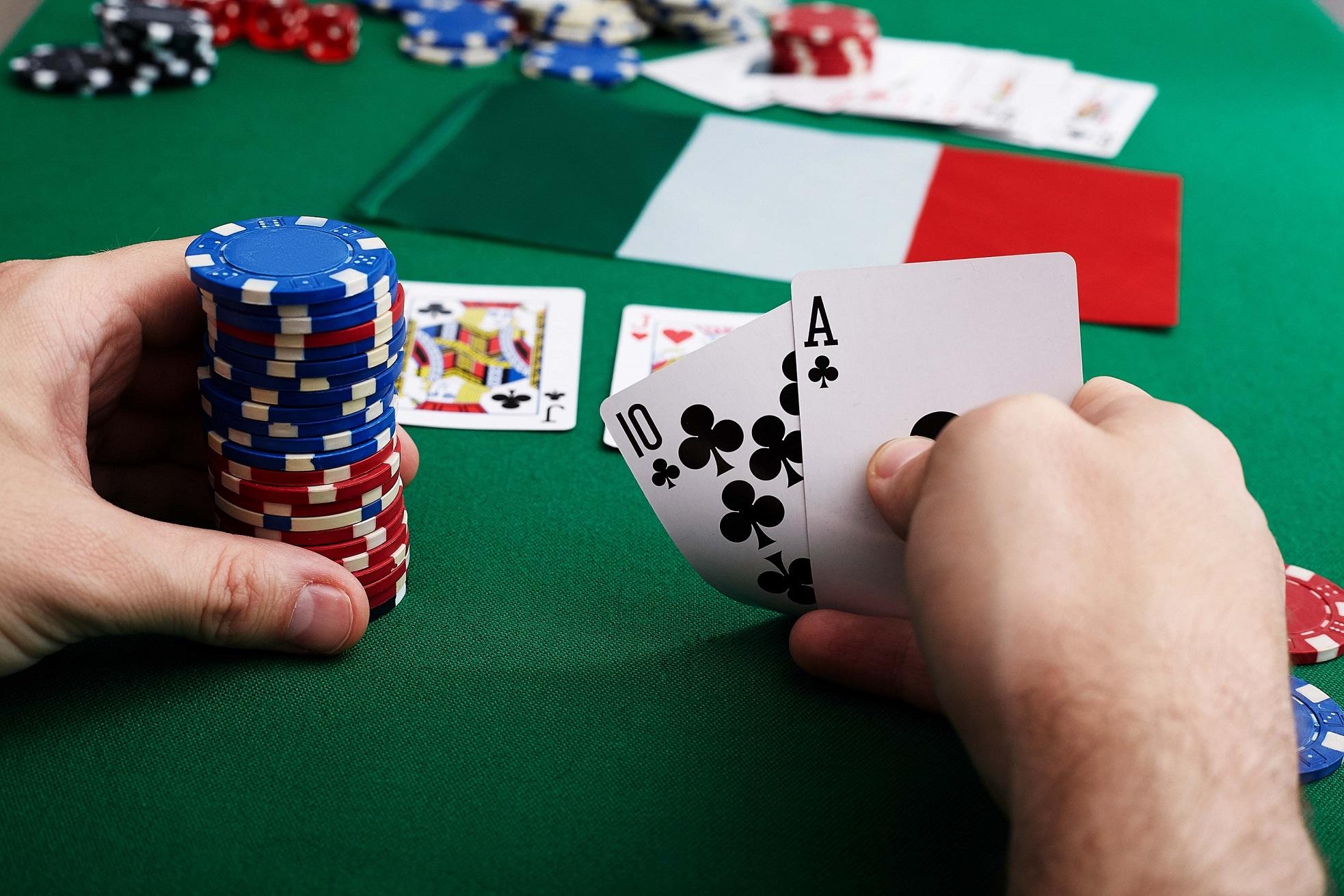 Poker Gambling Casino Giochi di Carte
