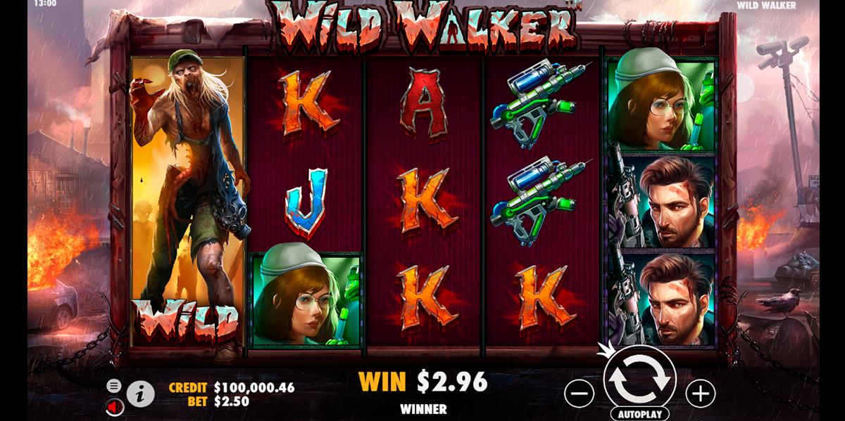 wild walker pragmatic