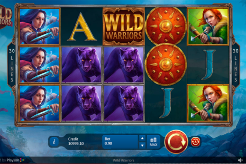 wild warriors playson